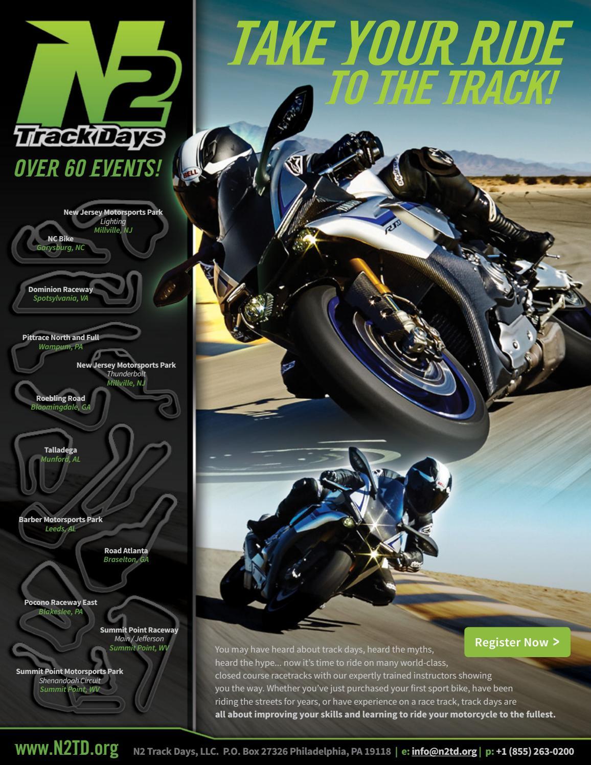 sportbikes inc magazine february 2018 by hard knocks motorcycle