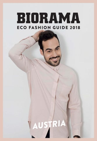 02e804292ae97f Biorama Eco Fashion Guide 2018 by BIORAMA – Magazine for sustainable ...