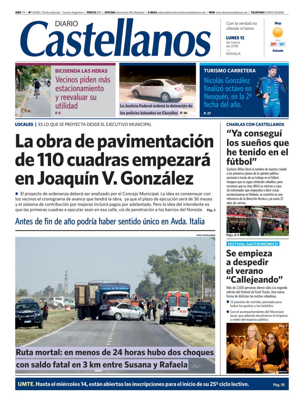 Diario Castellanos 12 03 by Diario Castellanos - issuu 013a099dd3d
