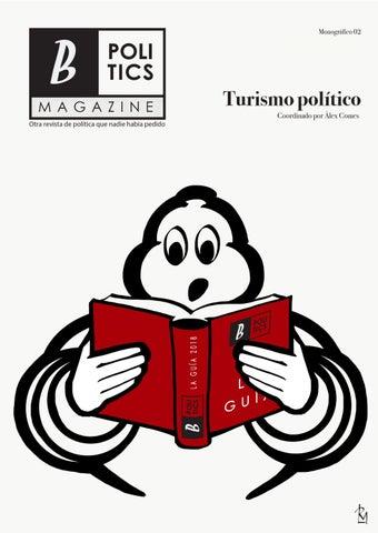 Bpolitics monográfico 02 turismo político 2018 by BPolitics, la ...