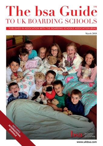 Bsa Schools Guide March 2018 by Bulldog Publishing issuu