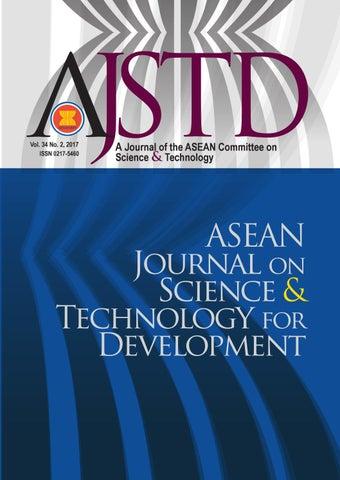 AJSTD 34(2) 2017 by Academy of Sciences Malaysia - issuu
