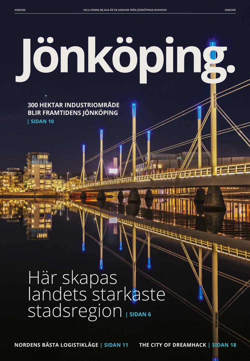 42485f28686c Jönköping by Crossmedia Communication - issuu