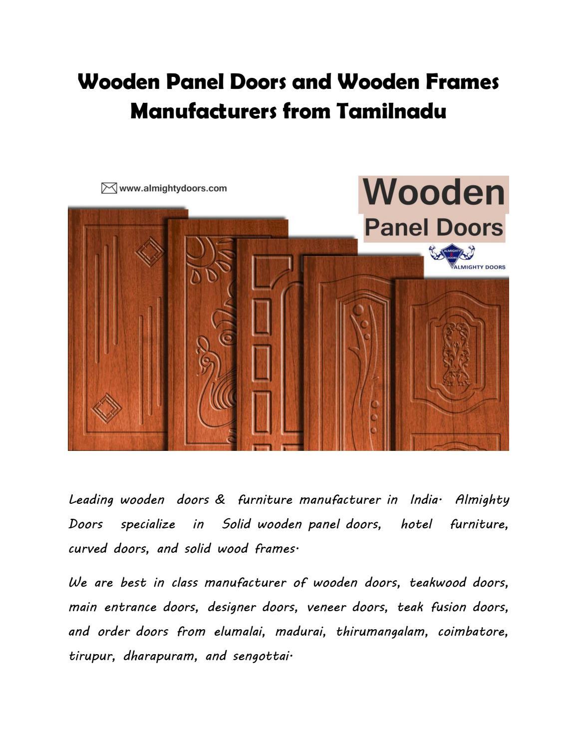 Wooden Furniture Manufacturers In Coimbatore Coimbatore
