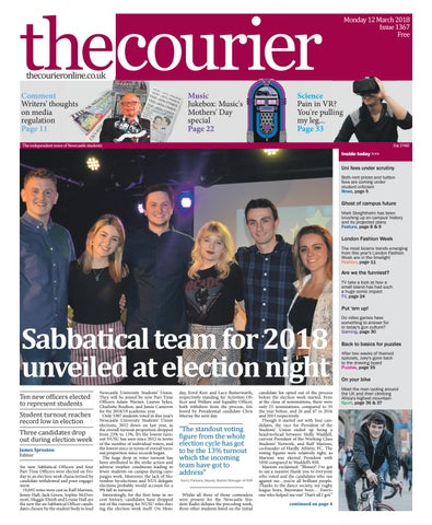 2a9ee3a081 Courier 1367 by The Courier Online - issuu