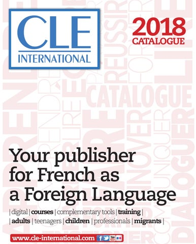 catalogue cle international 2018 english version by cle rh issuu com