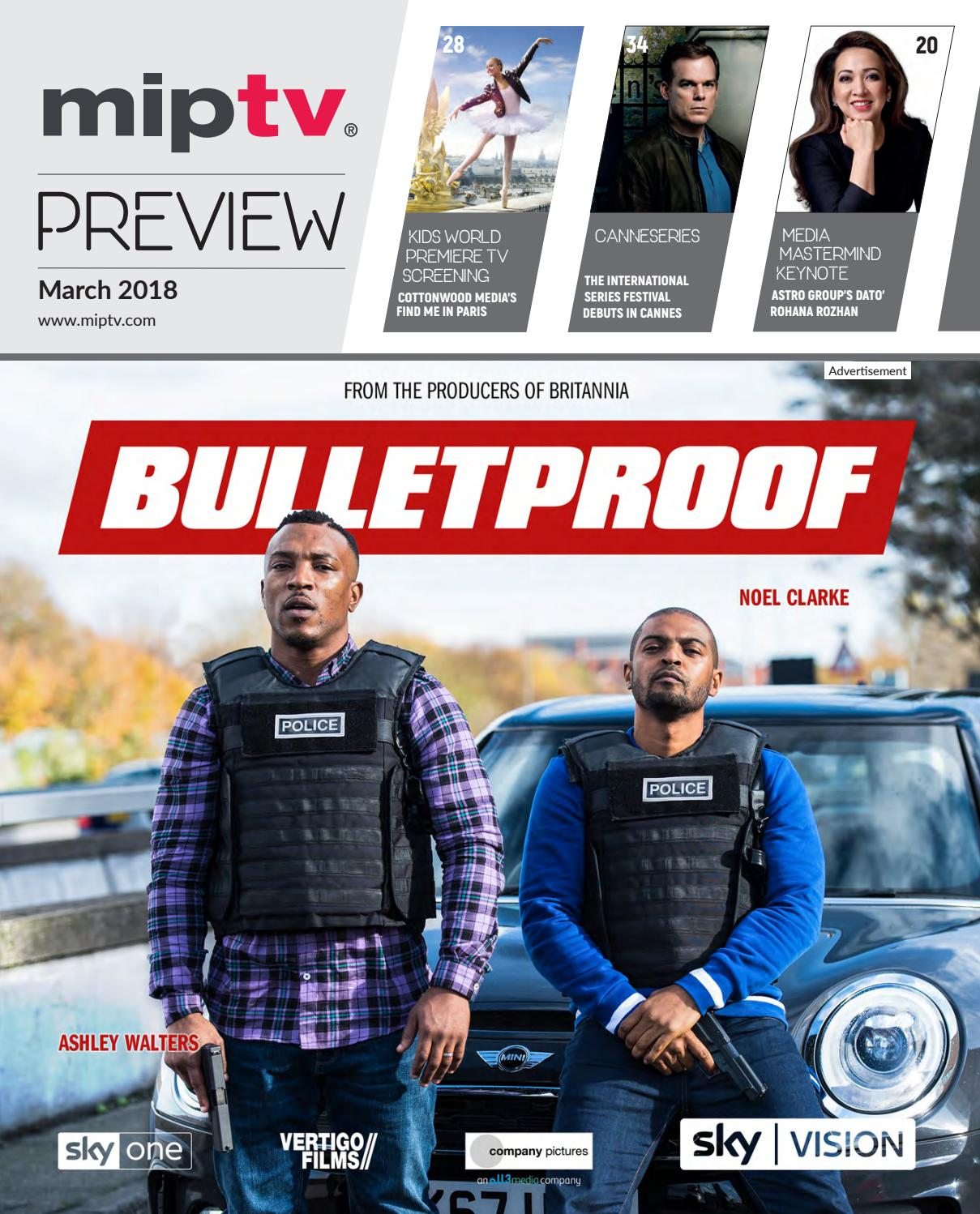 Miptv 2018 preview magazine by MIPMarkets - issuu
