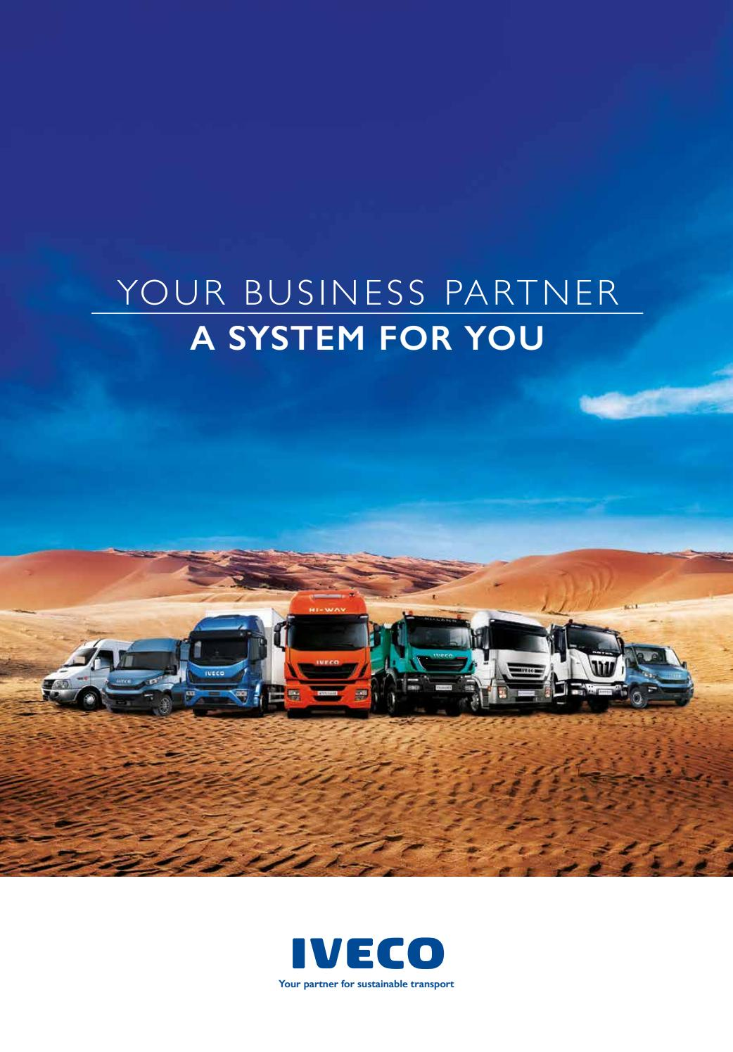IVECO AME Full Range by Iveco - issuu