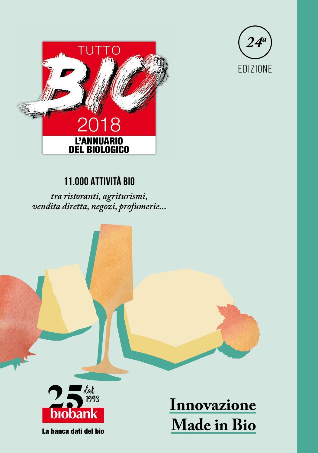 Prezzo Del Ferro Vecchio Oggi tutto bio 2018 by bio bank - issuu