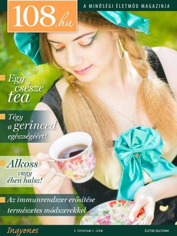 1a09f69a63 108.hu Magazin 79. szám 2018/3 by Lalita Kft - issuu