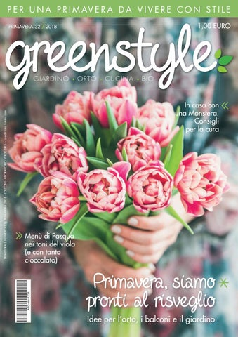 Greenstyle Primavera 2018 By Edizioni Laboratorio Verde Issuu