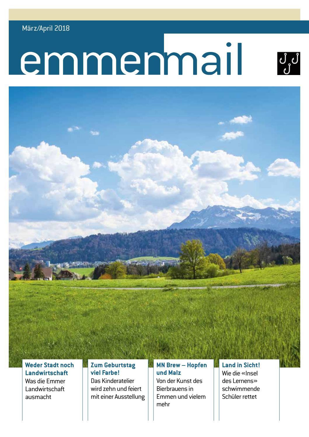 Emmenmail März/April 2018 by Emmenmail - issuu
