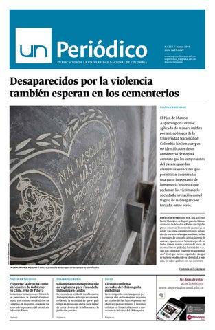 1b010c407e UN Periodico 216 by Unimedios - Universidad Nacional de Colombia - issuu