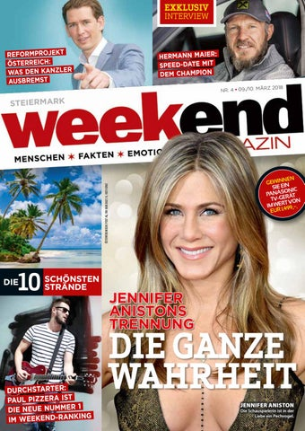 Weekend Magazin Steiermark KW10 By Weekend Magazin Steiermark   Issuu