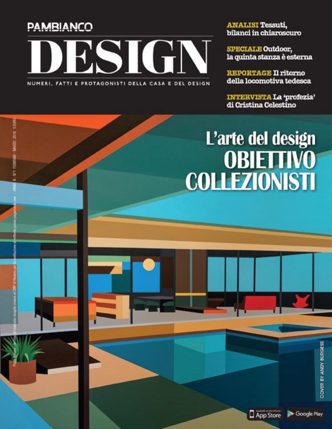 Pambianco Design N1/2018 By Pambianconews   Issuu