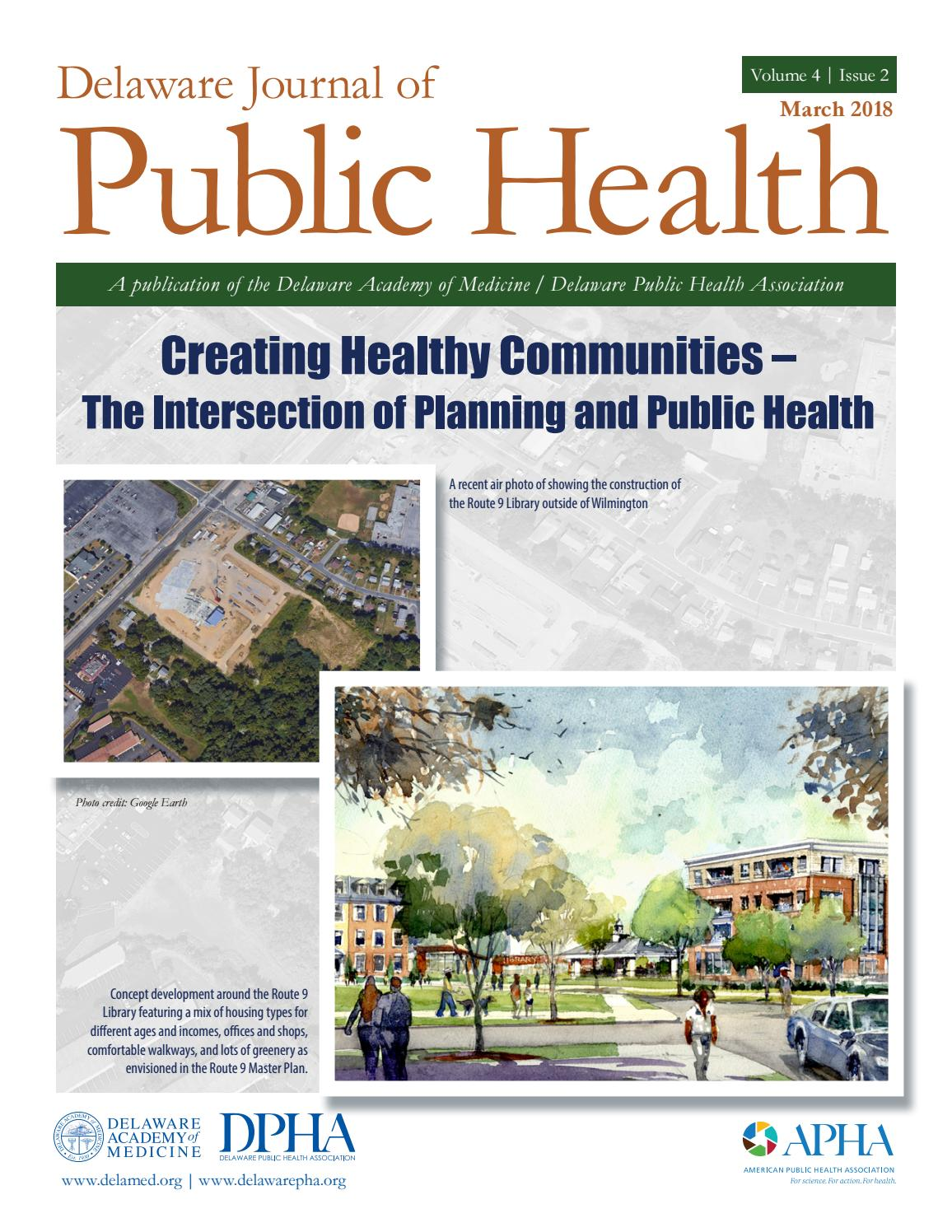 Delaware Journal of Public Health - Planning and Public Health by Delaware  Academy of Medicine and the Delaware Public Health Association - issuu 540ba7e03fa