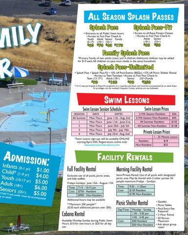 Page 5 of Aquatics
