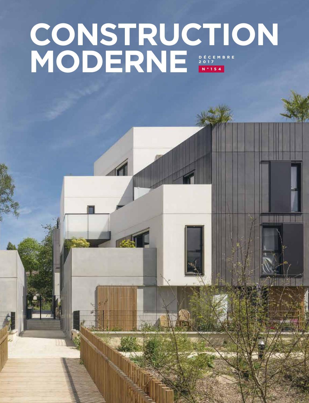 construction moderne n°154infociments fr - issuu