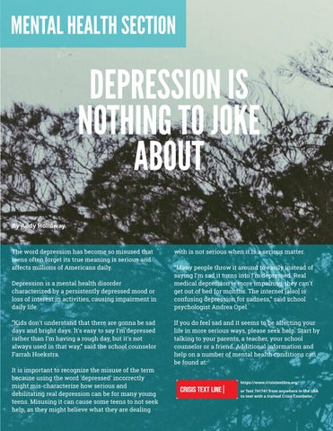 Page 10 of Mental Health Section
