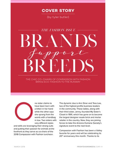 Page 11 of Brands Support Breeds