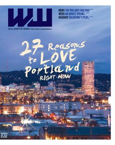 41 15 willamette week, february 11, 2015 by Willamette Week