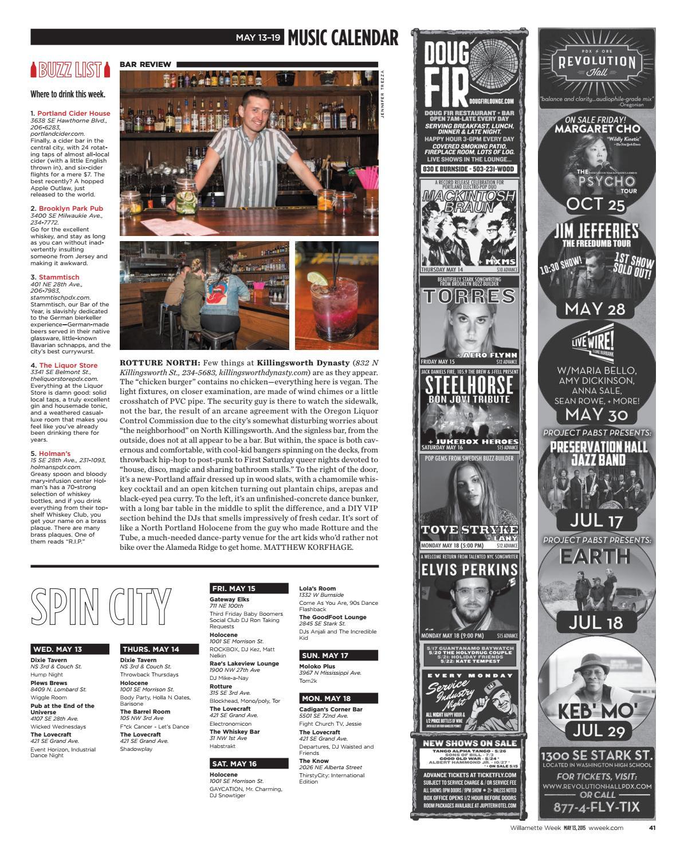 41 28 willamette week, may 13, 2015 by Willamette Week Newspaper - issuu