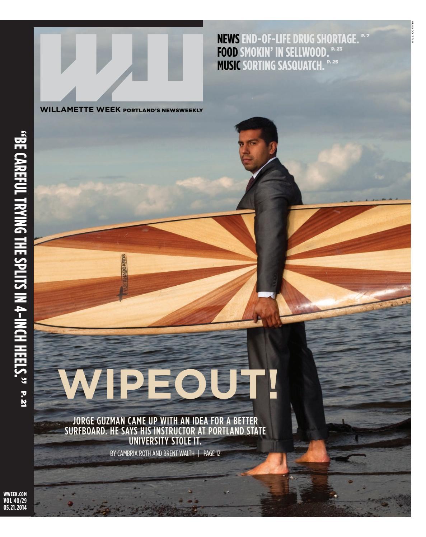 40 29 willamette week, may 21, 2014 by Willamette Week