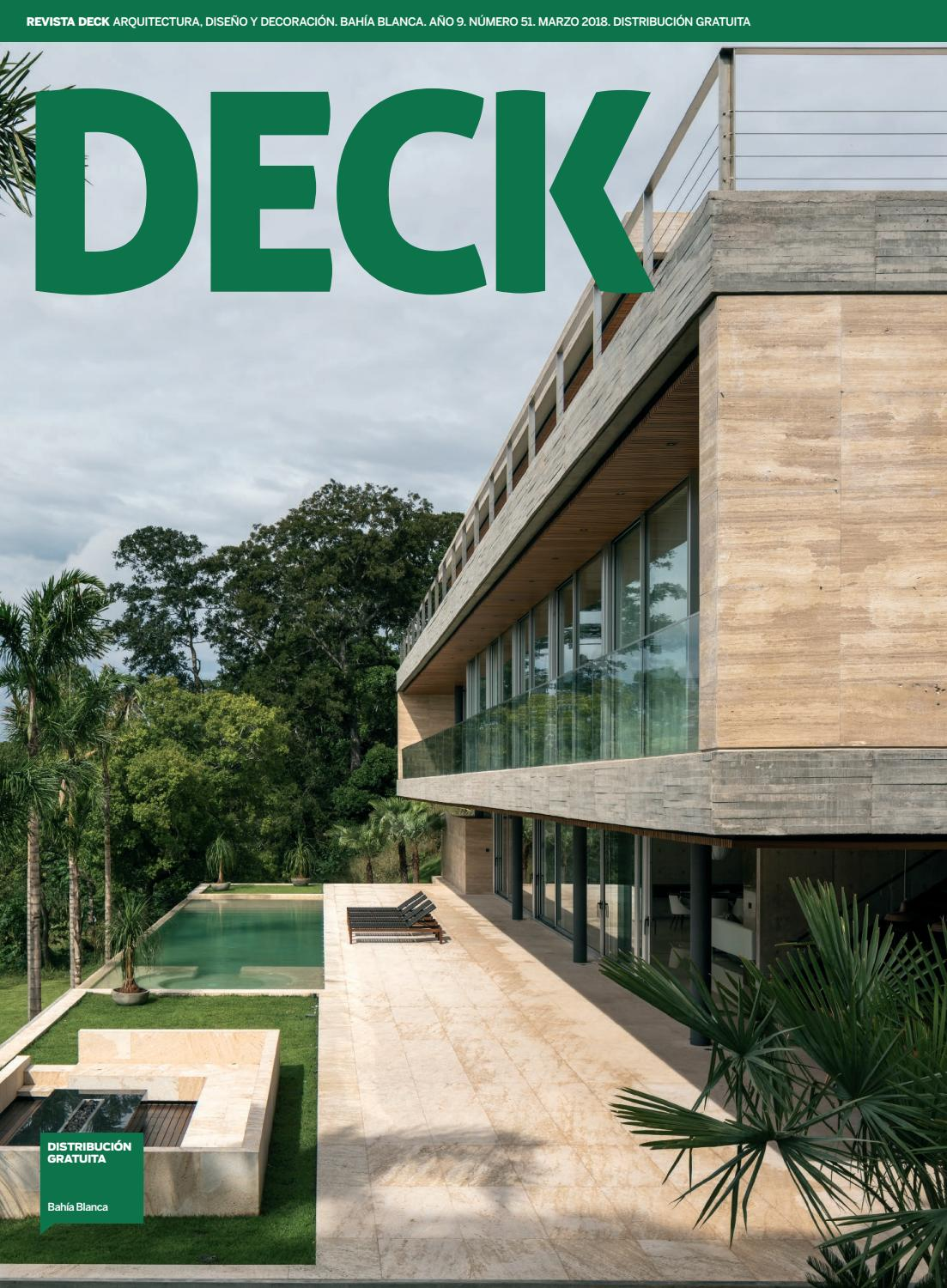 Revista DECK | Marzo 2018 by REVISTA DECK - issuu