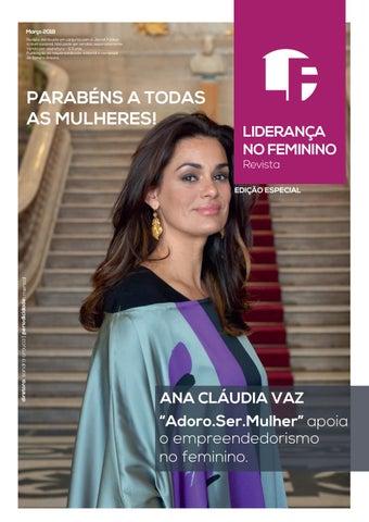39506b00f Liderança no Feminino - Março 2018 by Sandra Arouca - issuu