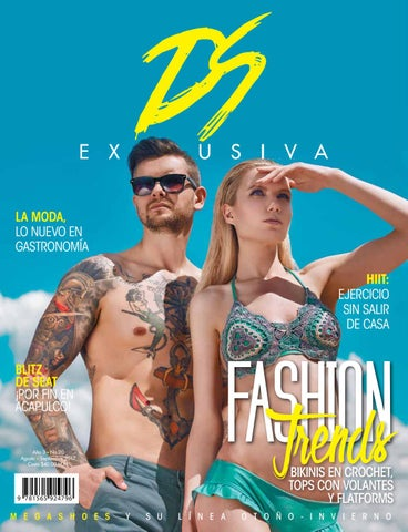 cf3f7e8201 DS Exclusiva No. 20 by Taller de Yigi - issuu