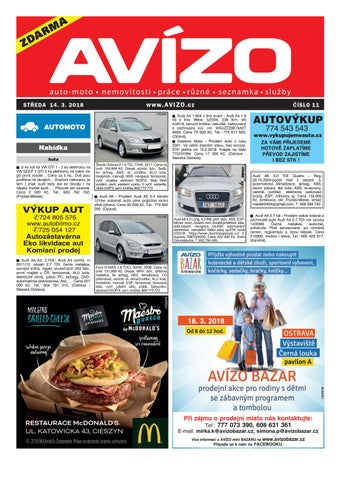 AVÍZO č. 11 2018 by AVÍZO - issuu 32245f78b9