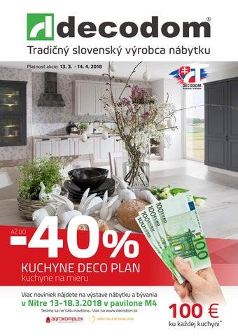 060195a24842 Tradičný slovenský výrobca nábytku Platnosť akcie  13. 3. - 14. 4. 2018