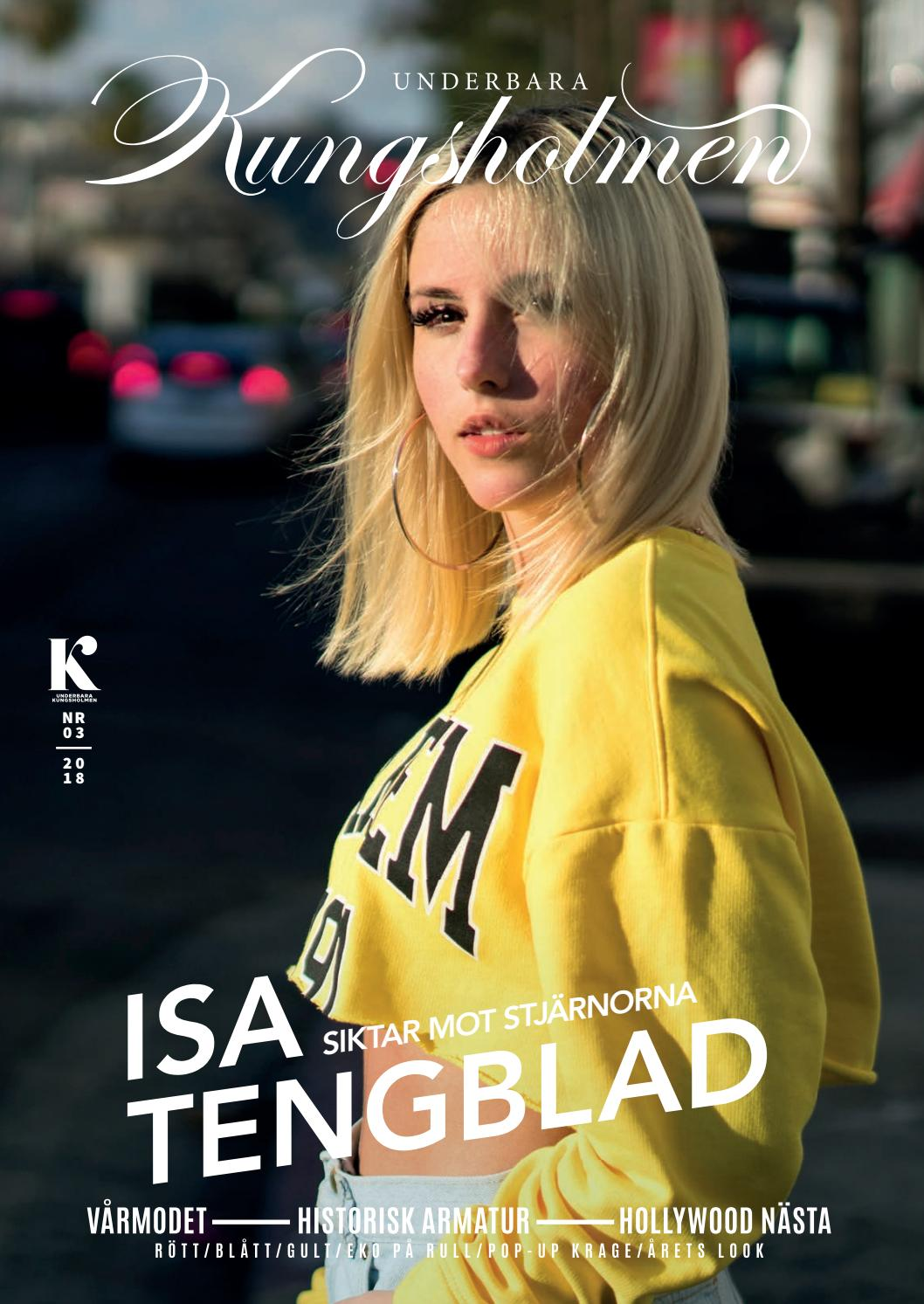 Underbara kungsholmen 2018 03 by Alm   Möller Royal Publishing Group AB -  issuu b414c21f01cd0
