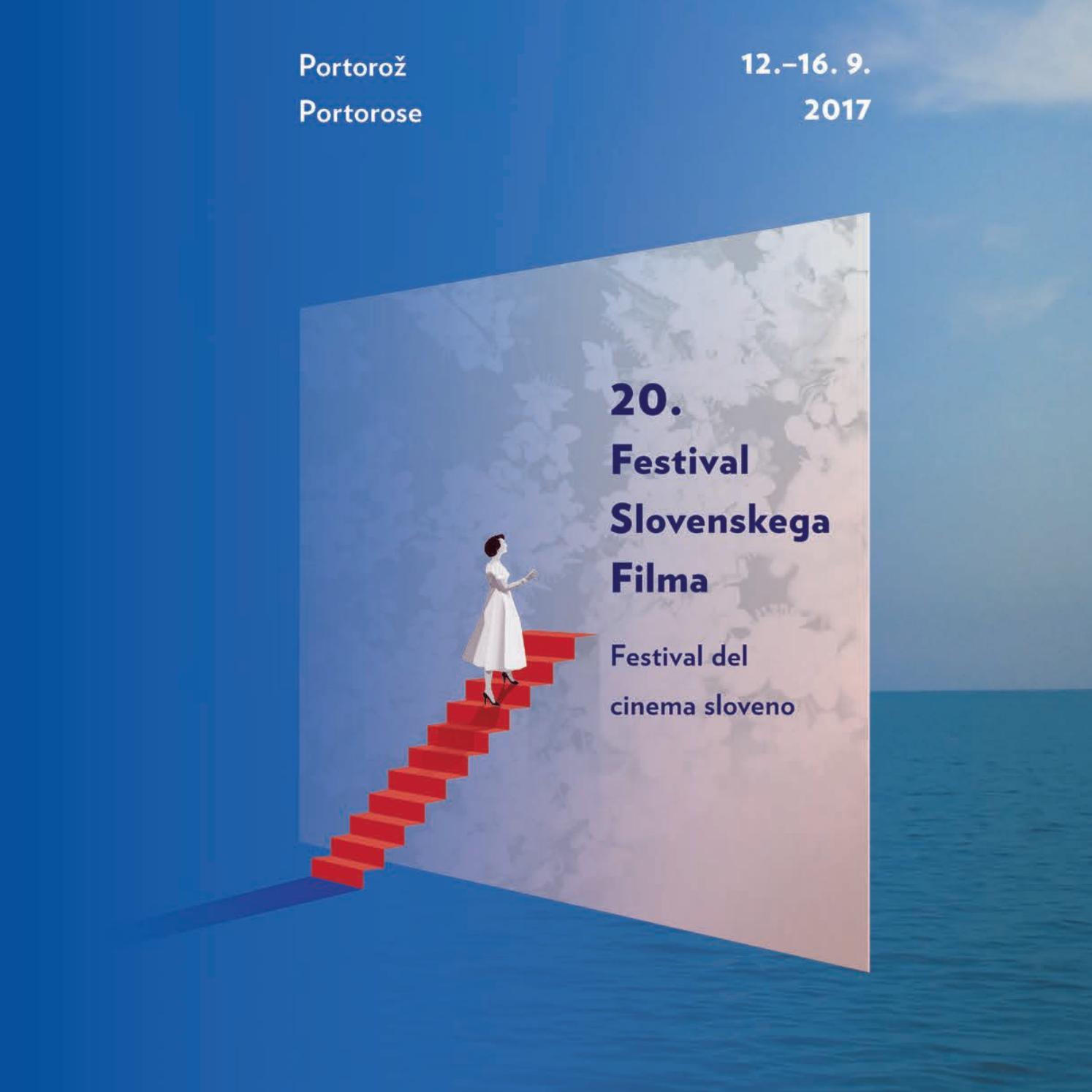 Katalog 20 Festival Slovenskega Filma By Slovenian Film