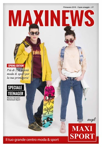 a91ab66be84e Maxinews Spring 2018 by Maxi Sport - issuu