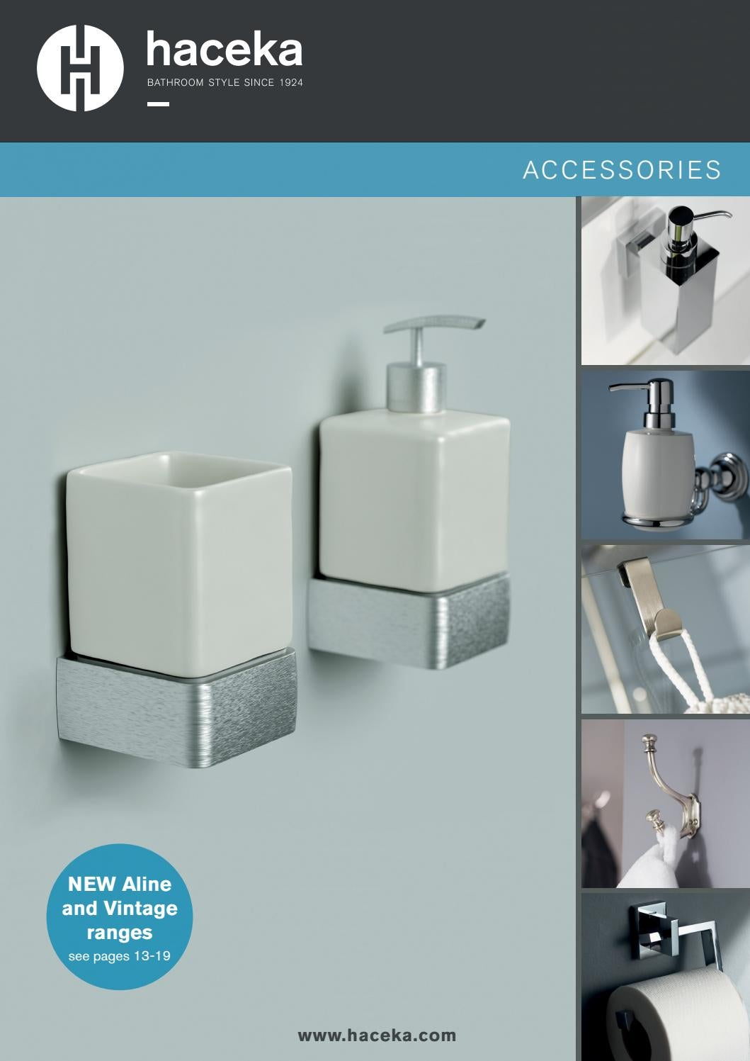 Haceka Bathroom Accessories Jan 2018 By Fetim Group Uk Issuu