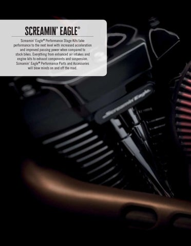 Harley-Davidson Parts & Accessories Katalog 2018 - Teil 2 by