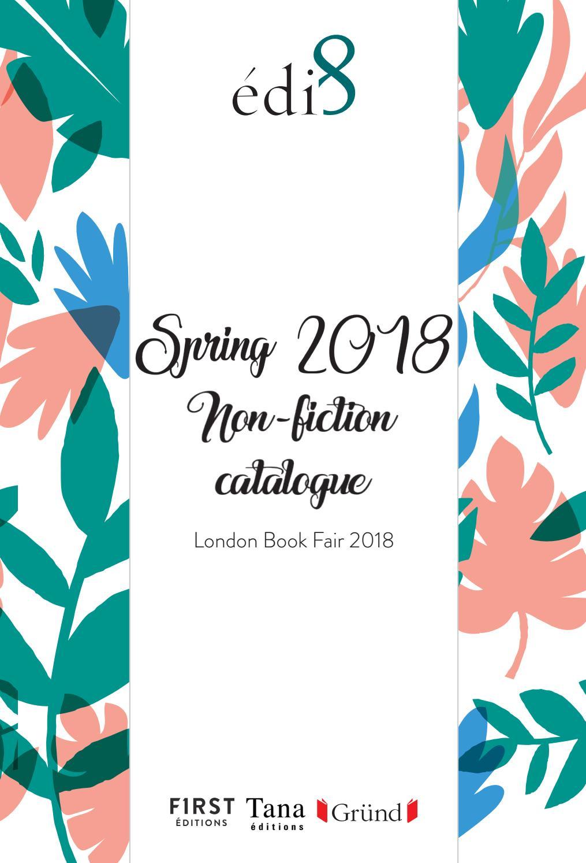 Rondelle D Oignon Sous Le Pied edi8 spring 2018 non-fiction catalogueforeign rights