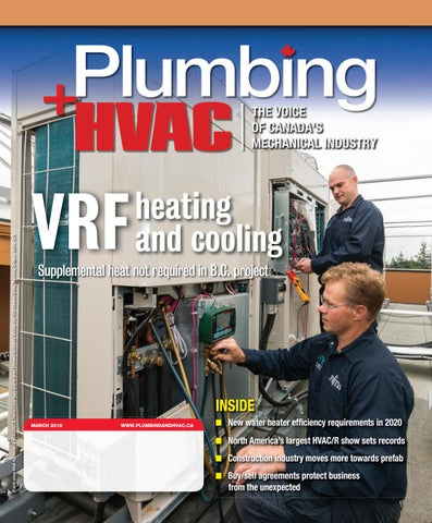 March 2018 by Plumbing and HVAC - issuu
