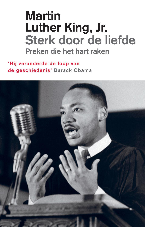 Sterker Door Liefde Martin Luther King 9789043529372 By