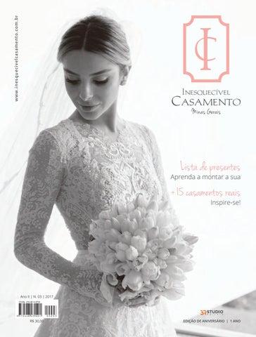 8efca1cc5 Inesquecível Casamento Minas Gerais Ed. 03 by Inesquecível Casamento ...