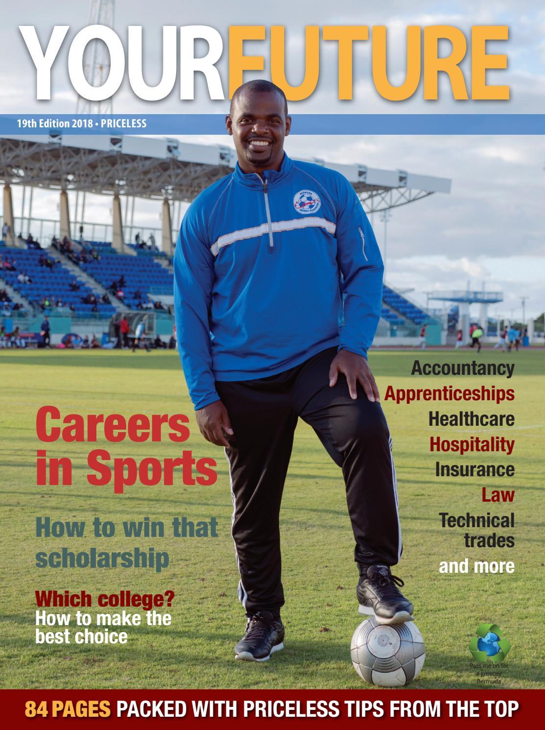 Your Future 2018 by Bermuda Media