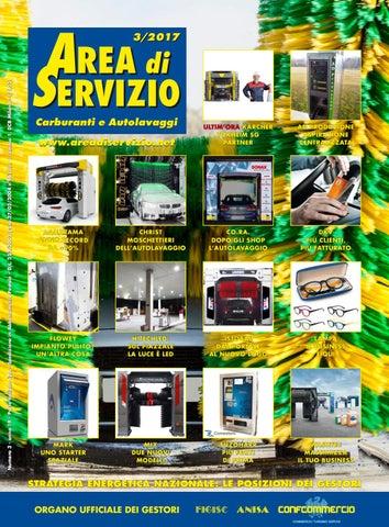 Area di servizio 3 2017 by paola sala issuu for Programmi per designer
