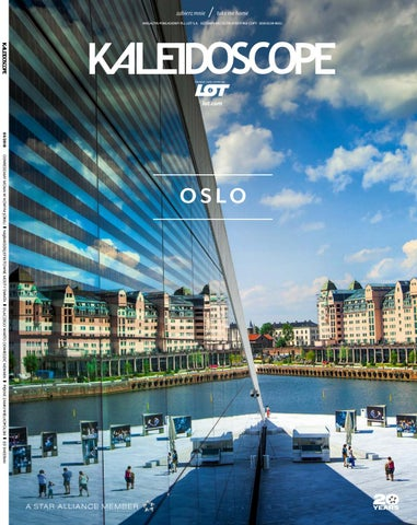 online store fb973 8afb9 Kaleidoscope March 2018 by LOT Polish Airlines - issuu