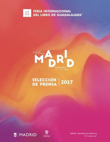 Selección De Prensa Fil17 By Feria Internacional Del Libro