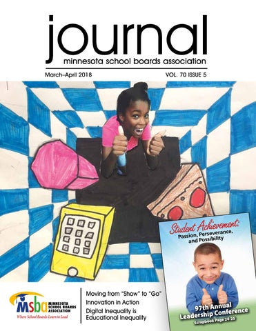 a21d8c84447933 MSBA Journal  March-April 2018 by Minnesota School Boards ...