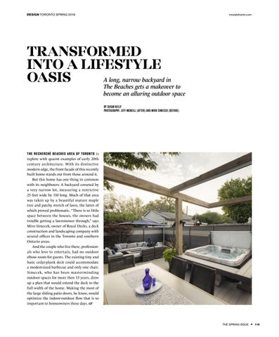 Page 119 of Transformed Into a Lifestyle Oasis