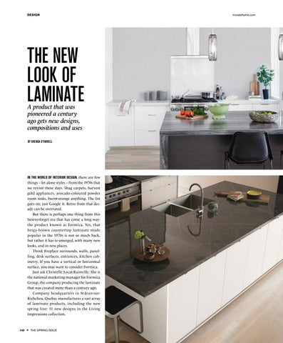 Page 140 of The New Look of Laminate