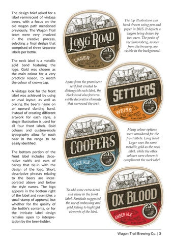 Page 3 of Wagon Trail Brewing Co.
