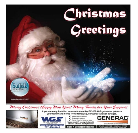 2017 christmas greetings by suffolk news herald issuu suffolk news herald christmas greetings m4hsunfo